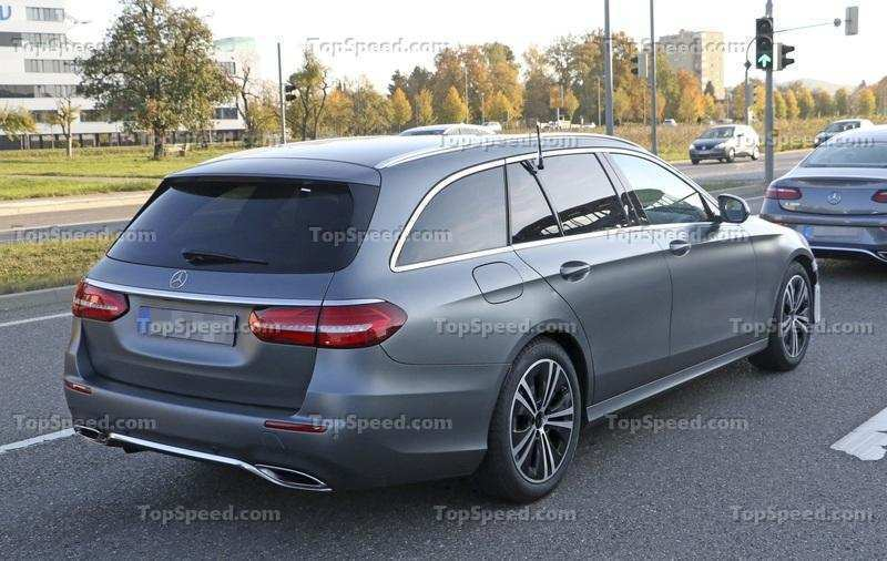 70 The 2020 Mercedes E Class Redesign by 2020 Mercedes E Class