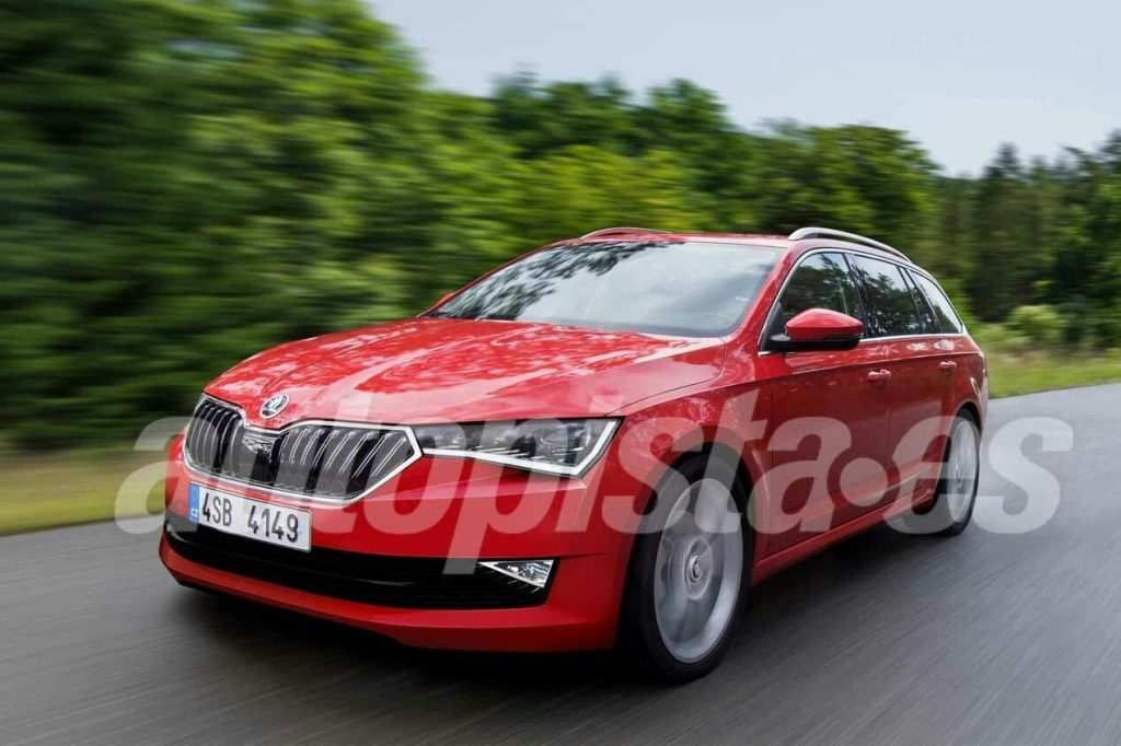 70 The 2020 New Skoda Superb 2018 History for 2020 New Skoda Superb 2018