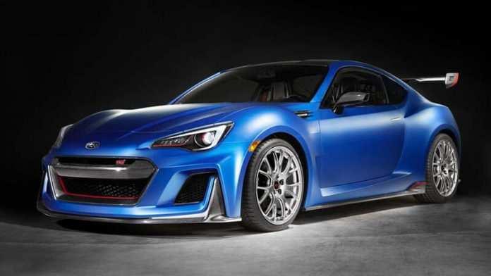 70 The 2020 Subaru BRZ New Concept with 2020 Subaru BRZ