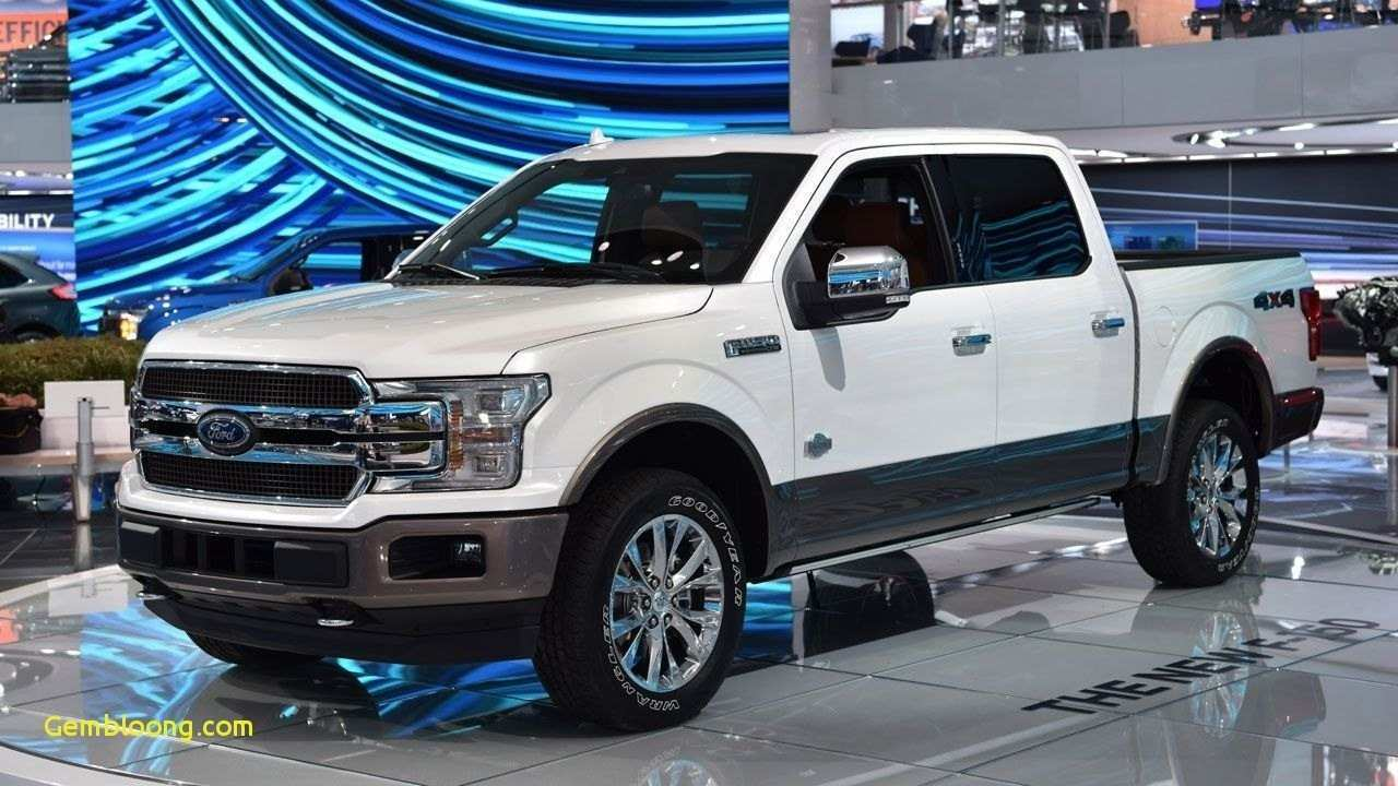 2020 Ford F100 Release Date and Concept