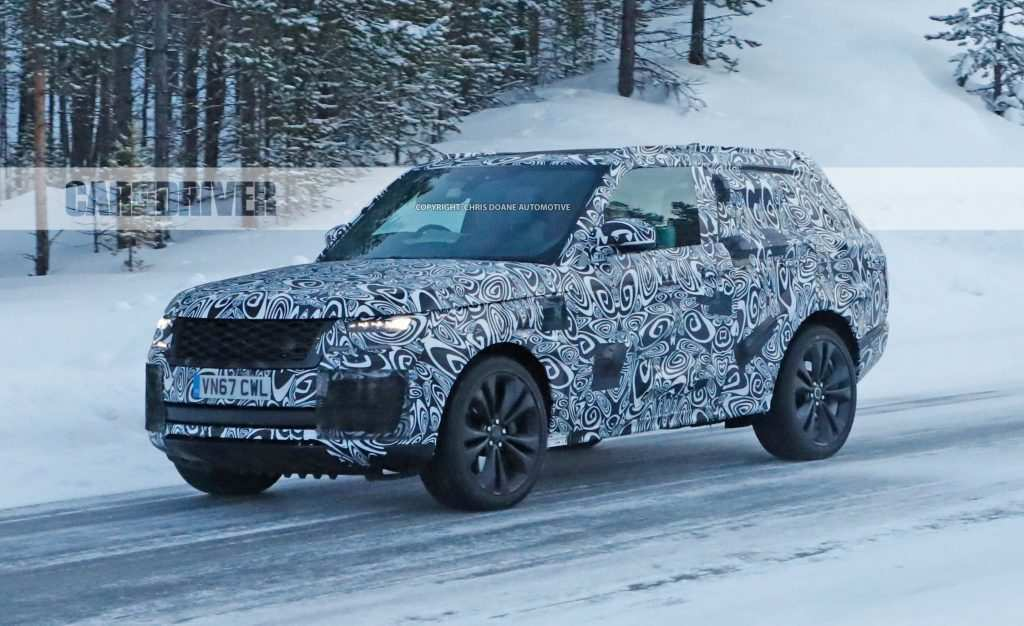 71 All New 2020 Range Rover Evoque Xl Performance by 2020 Range Rover Evoque Xl
