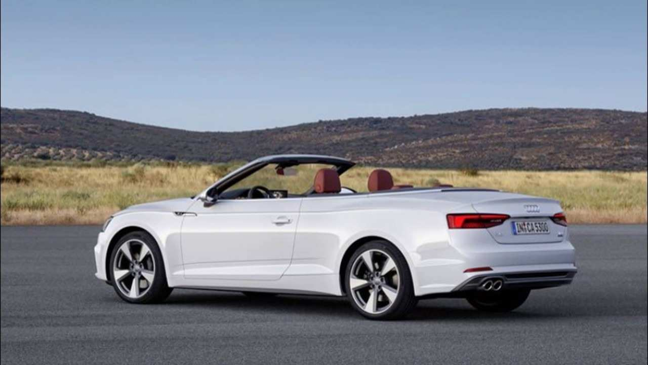 71 Best Review 2020 Audi S5 Cabriolet Specs and Review with 2020 Audi S5 Cabriolet