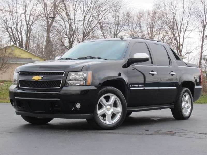 71 Best Review 2020 Chevy Avalanche Redesign for 2020 Chevy Avalanche
