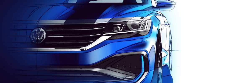 71 Best Review Volkswagen Passat 2020 New Concept Redesign for Volkswagen Passat 2020 New Concept