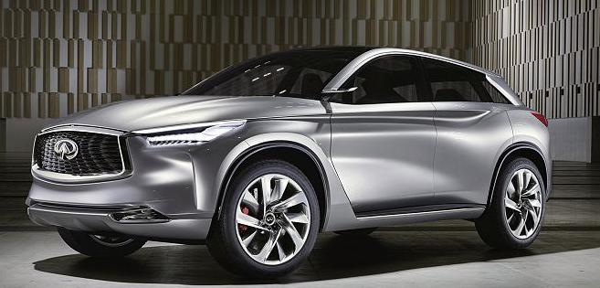 71 Concept of 2020 Infiniti Qx50 Exterior Release Date with 2020 Infiniti Qx50 Exterior