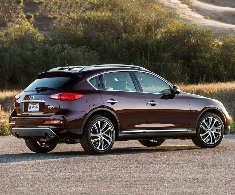 71 Concept of 2020 Infiniti Qx50 Weight Exterior for 2020 Infiniti Qx50 Weight
