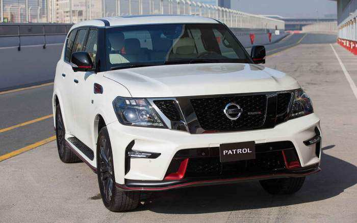 71 Concept of 2020 Nissan Patrol 2018 Spesification with 2020 Nissan Patrol 2018