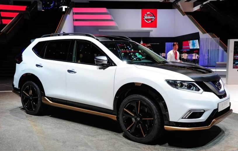 71 Concept of Nissan X Trail 2020 Exterior Exterior and Interior with Nissan X Trail 2020 Exterior