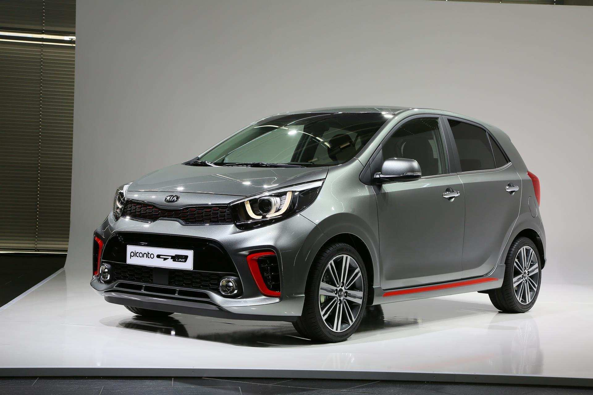 71 Gallery of Kia Picanto Gt Line 2020 First Drive with Kia Picanto Gt Line 2020