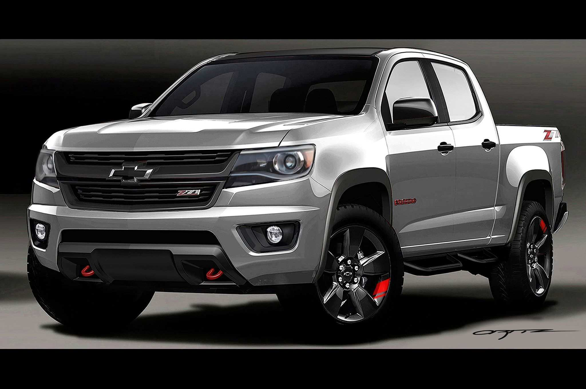 71 Great 2020 Chevrolet Colorado Concept for 2020 Chevrolet Colorado
