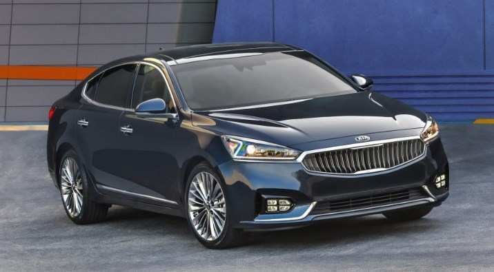 71 Great 2020 Kia Cadenza Specs and Review for 2020 Kia Cadenza
