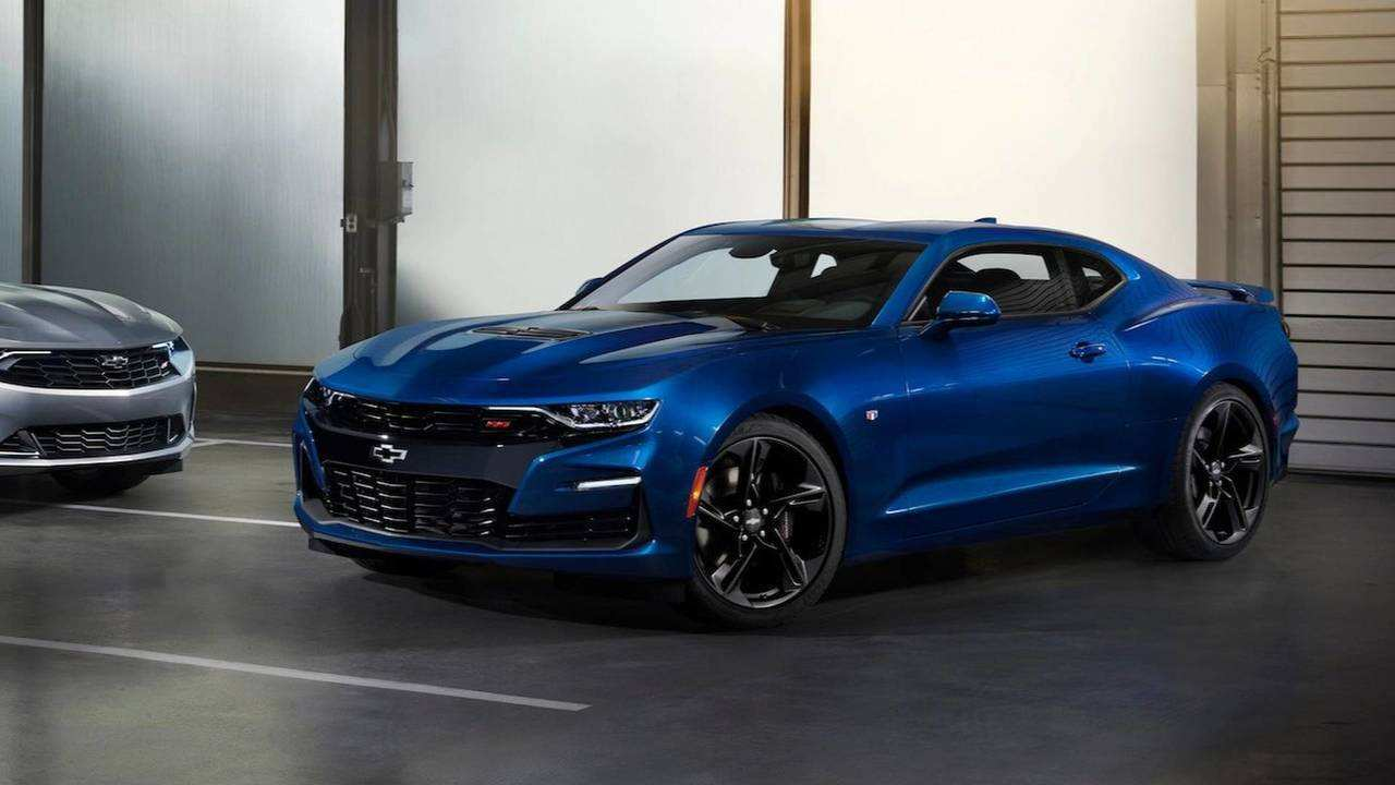 71 Great 2020 The Camaro Ss Review by 2020 The Camaro Ss