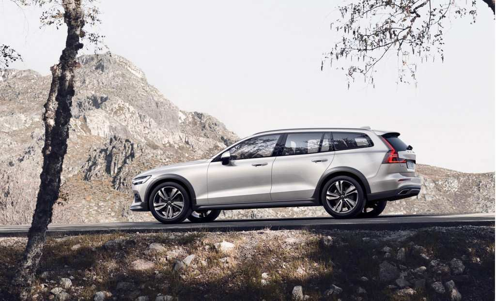 71 Great 2020 Volvo V60 Cross Country Release by 2020 Volvo V60 Cross Country