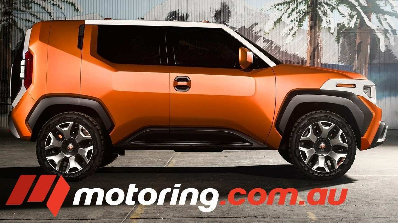 71 Great Toyota Fj Cruiser 2020 Overview by Toyota Fj Cruiser 2020