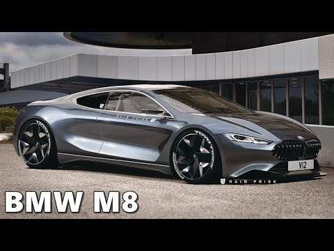 71 New 2020 BMW M8 History for 2020 BMW M8