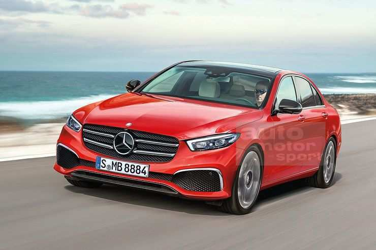71 New 2020 Mercedes C class Performance and New Engine by 2020 Mercedes C class