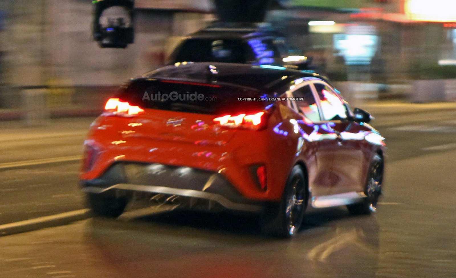 71 The 2020 Hyundai Veloster Speed Test by 2020 Hyundai Veloster