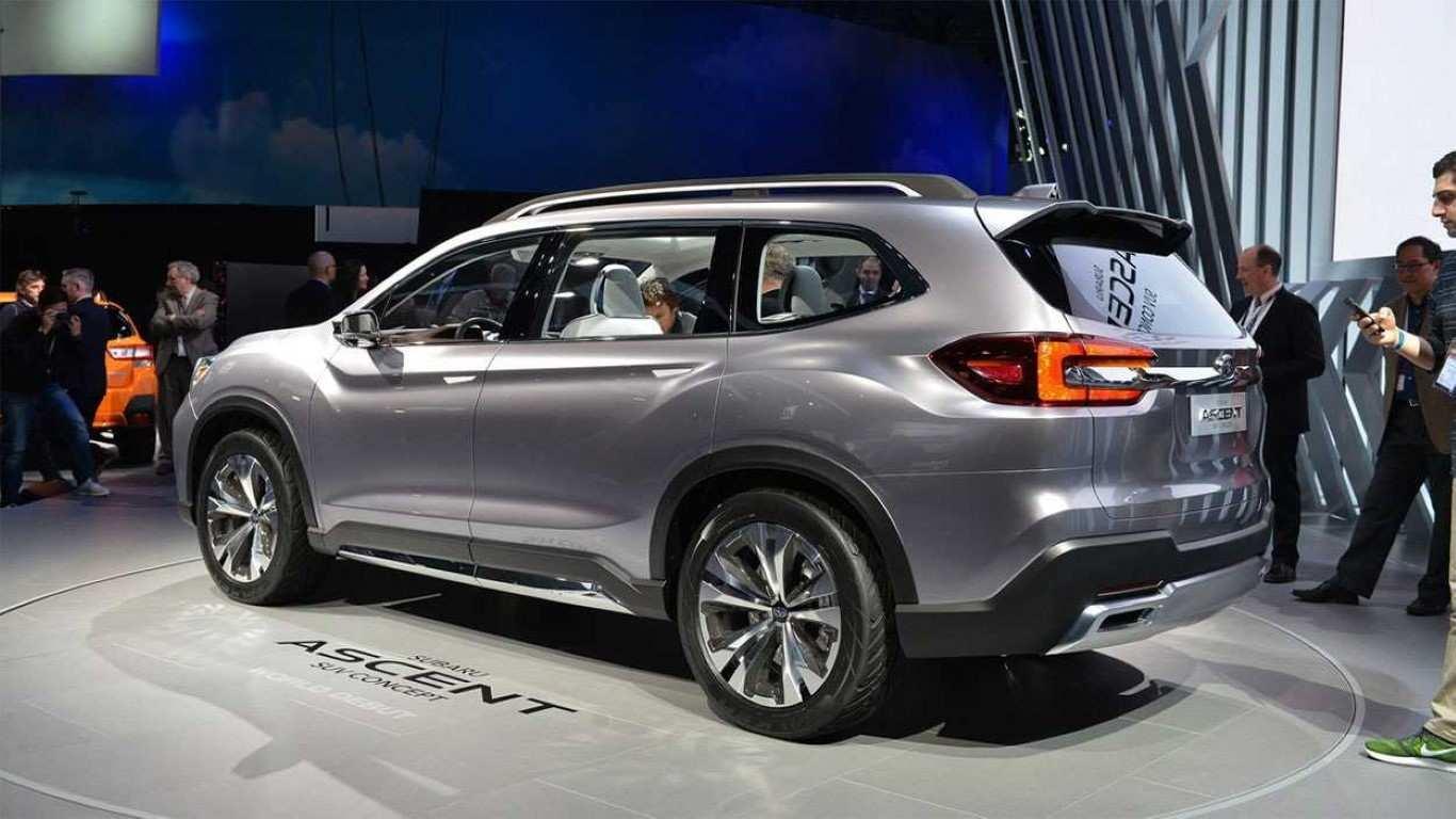 71 The 2020 Subaru Ascent Exterior Specs by 2020 Subaru Ascent Exterior