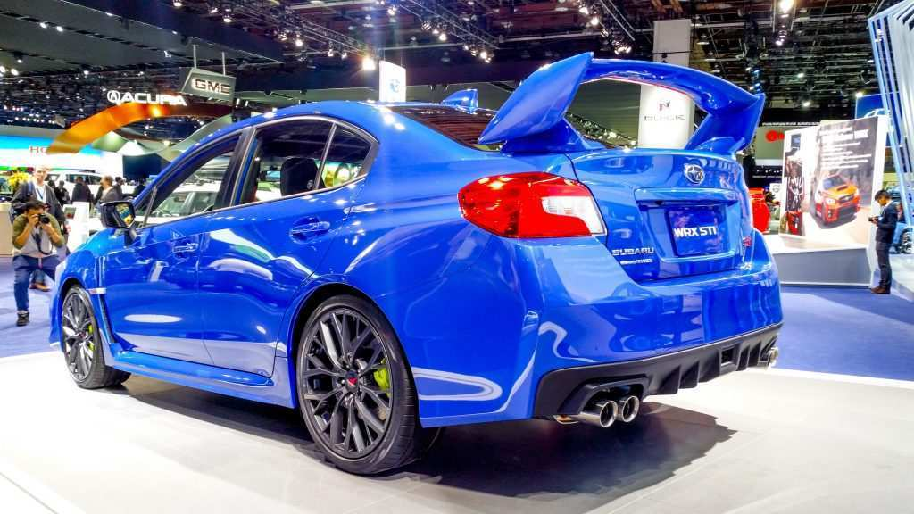 71 The 2020 Wrx Sti Hyperblue Redesign and Concept by 2020 Wrx Sti Hyperblue