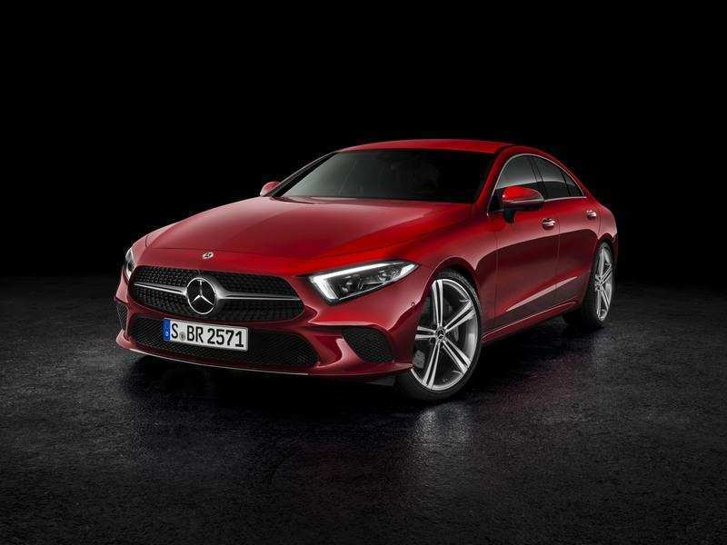 71 The Mercedes 2020 Cls Images with Mercedes 2020 Cls