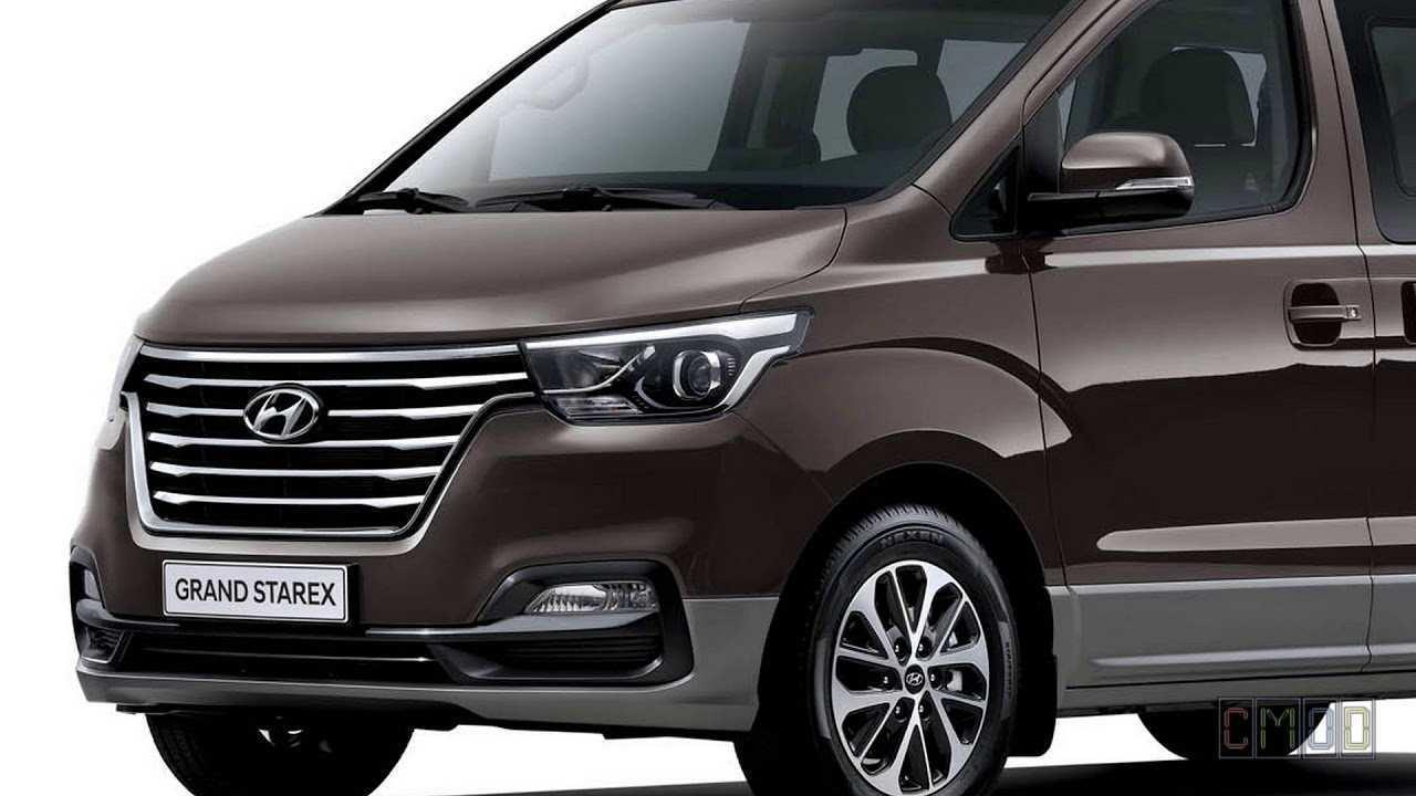 72 All New 2020 Hyundai Starex 2018 Performance and New Engine with 2020 Hyundai Starex 2018