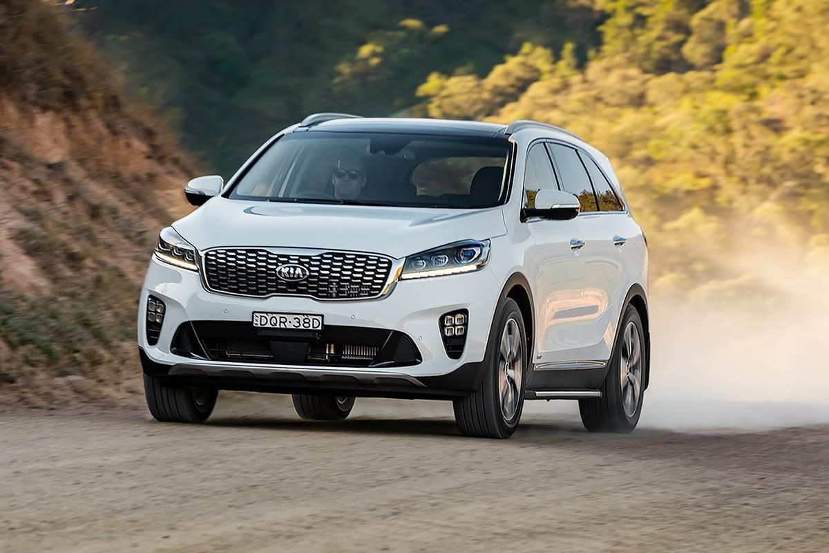 72 All New 2020 Kia Sorento White Release for 2020 Kia Sorento White