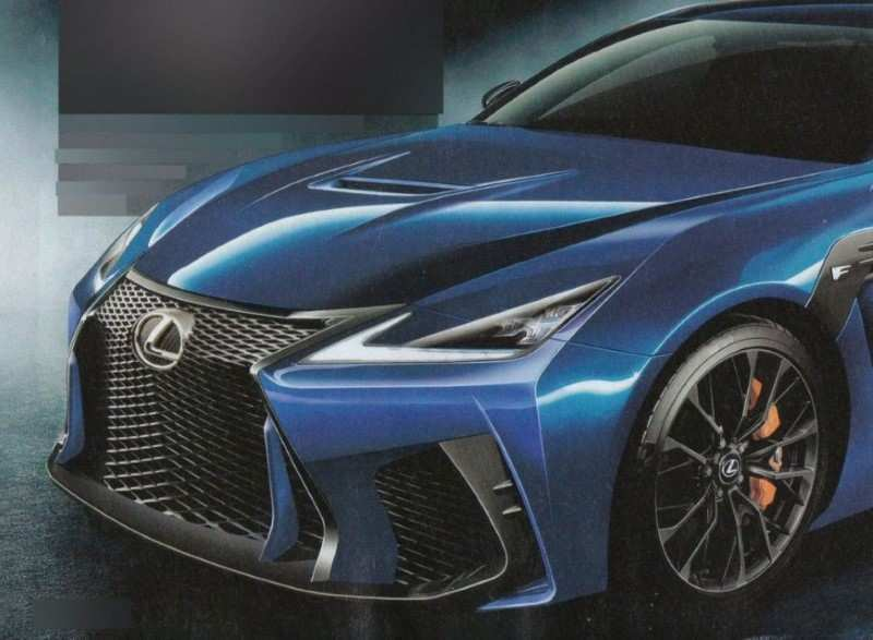 72 All New 2020 Lexus GS F Model for 2020 Lexus GS F