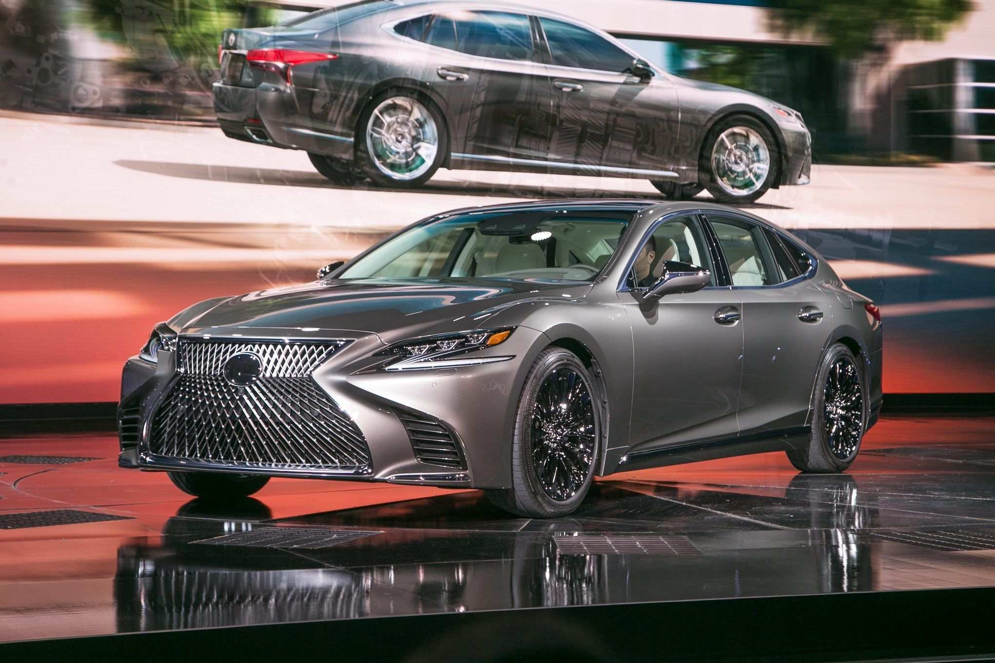 72 All New 2020 Lexus LS Specs with 2020 Lexus LS