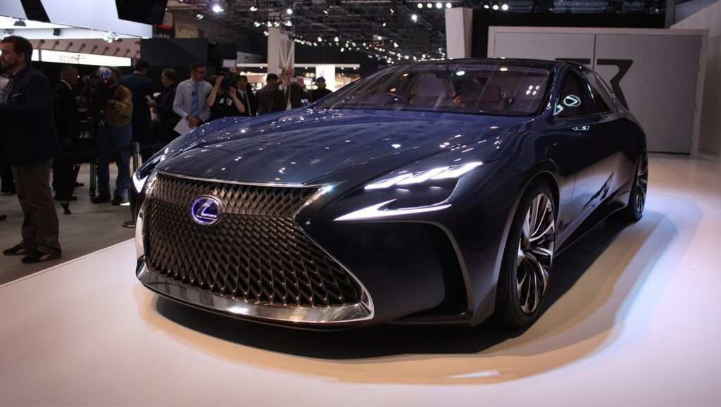 72 All New 2020 Lexus Lf Lc First Drive for 2020 Lexus Lf Lc