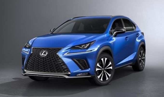 72 All New Lexus 2020 Ux Exterior Date Spy Shoot with Lexus 2020 Ux Exterior Date