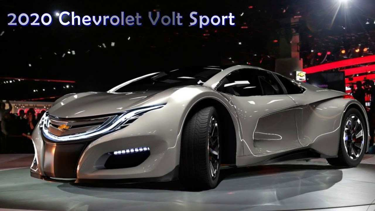 72 Best Review 2020 Chevrolet Volt Release Date for 2020 Chevrolet Volt