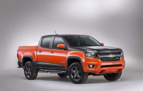 72 Best Review 2020 Chevy Colorado Specs and Review by 2020 Chevy Colorado