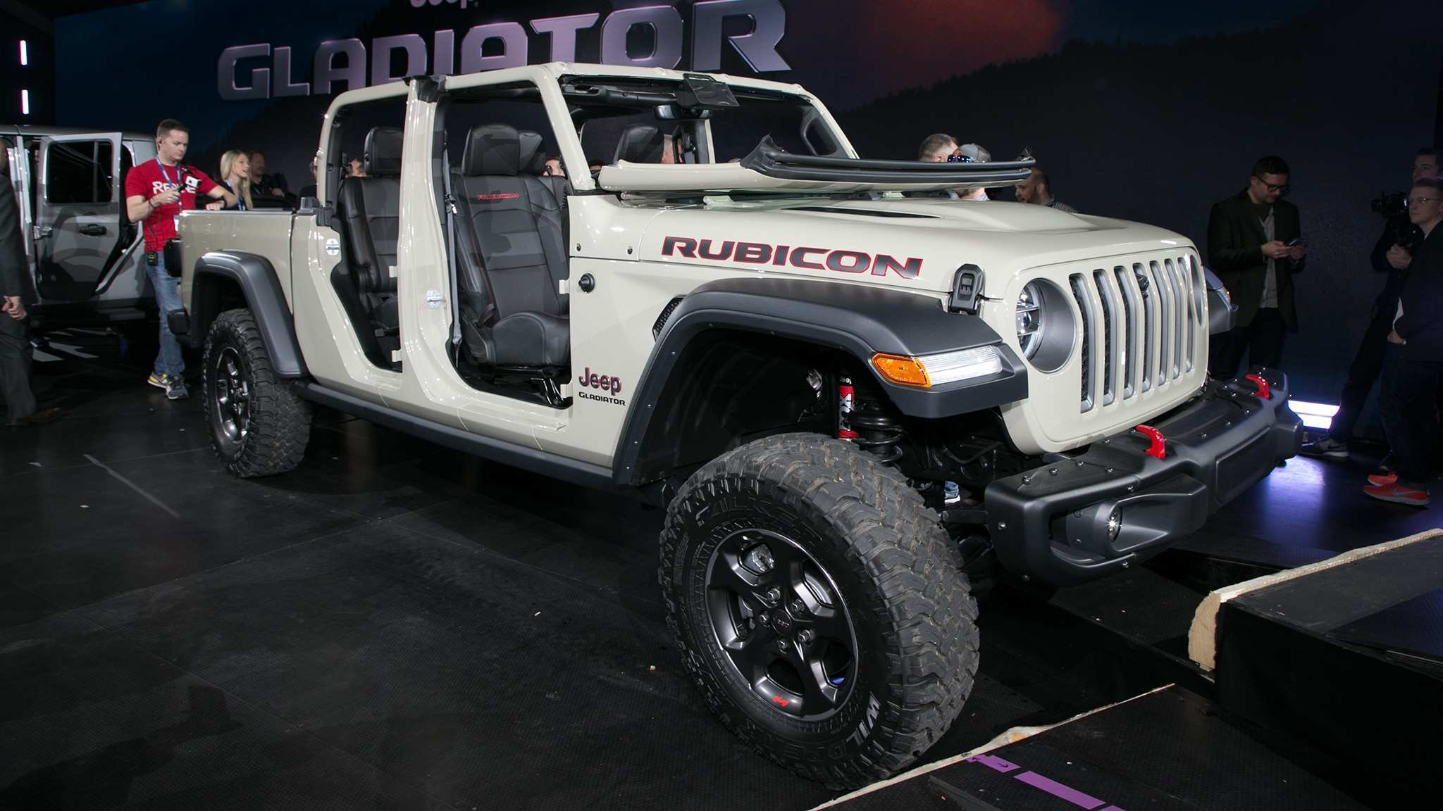 72 Best Review 2020 Jeep Gladiator Redesign for 2020 Jeep Gladiator