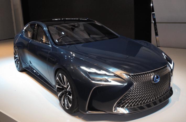 72 Best Review Lexus Ls 2020 Research New for Lexus Ls 2020