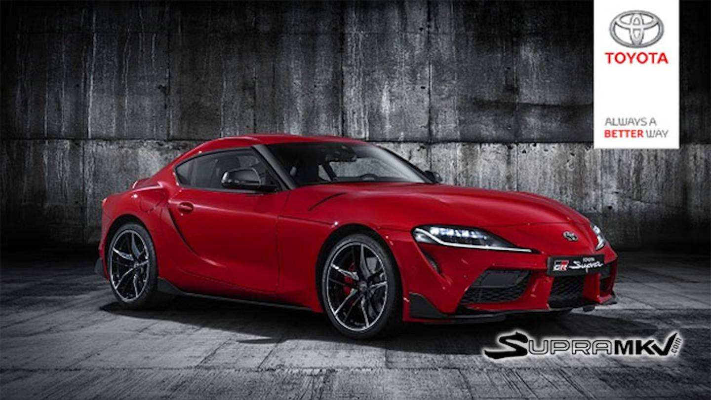 72 Best Review Supra Toyota 2020 Concept for Supra Toyota 2020