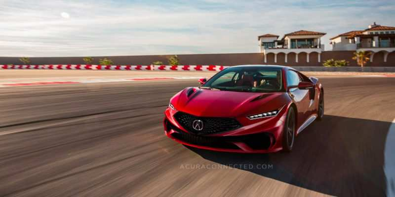 72 Concept of 2020 Acura NSX Release Date by 2020 Acura NSX