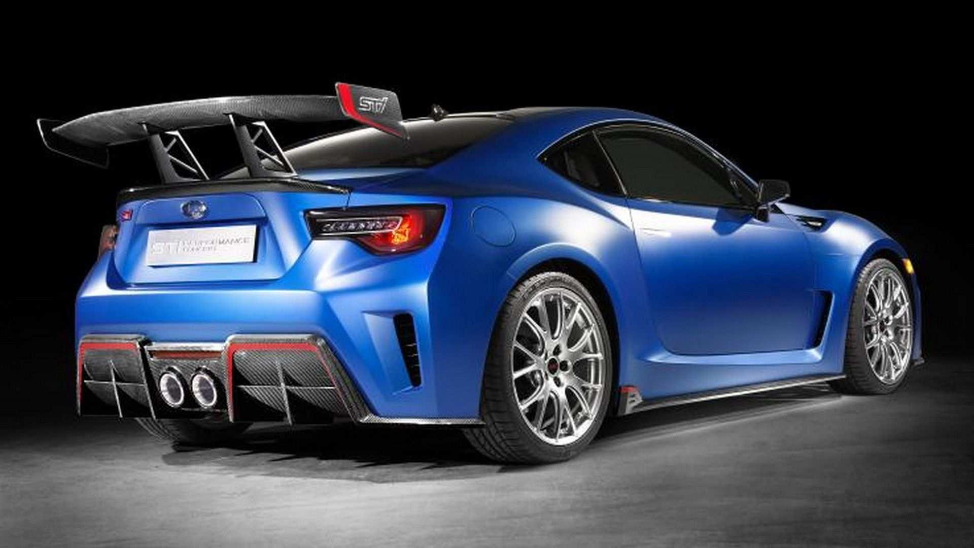 72 Concept of 2020 Subaru BRZ Interior for 2020 Subaru BRZ