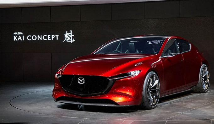 72 Concept of Mazda New 3 2020 New Review by Mazda New 3 2020