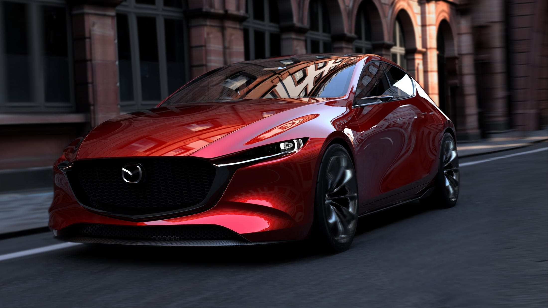 72 Concept of New Conceptos Mazda 2020 Ratings with New Conceptos Mazda 2020