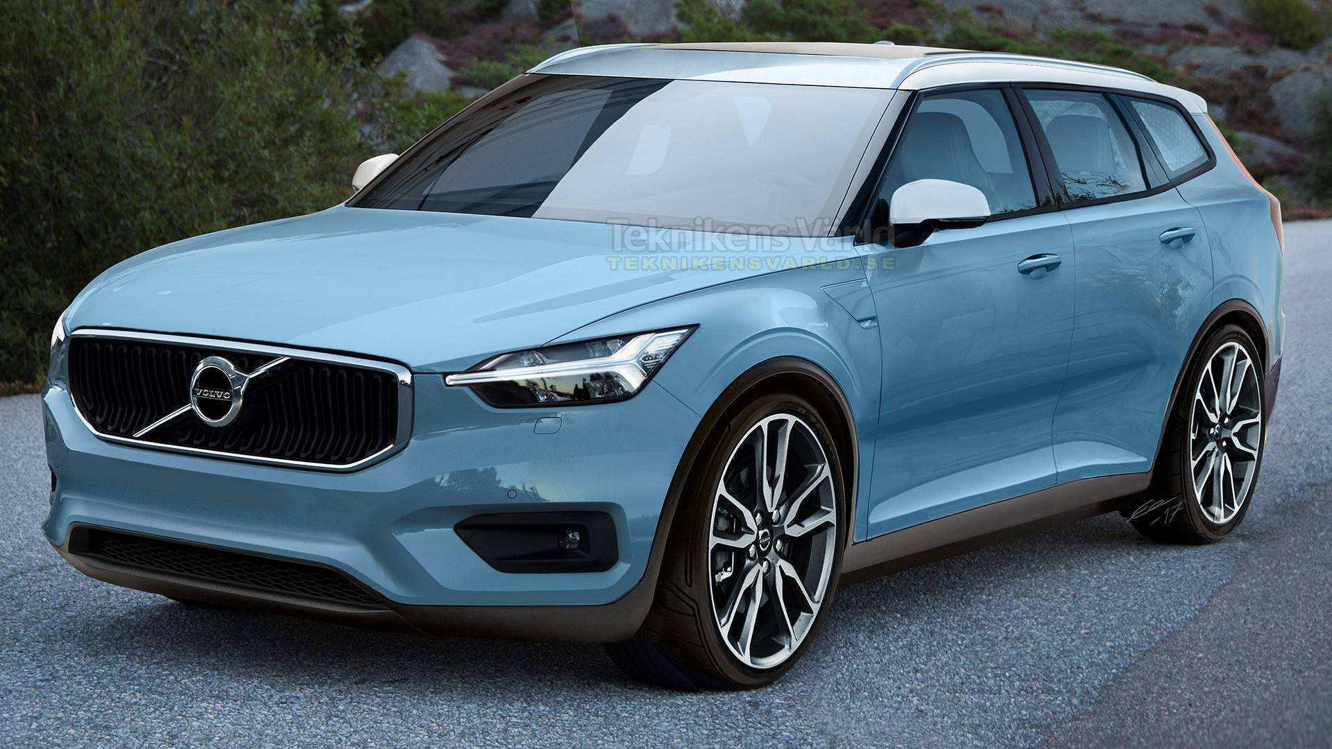 72 Concept of Volvo Wagon 2020 Release for Volvo Wagon 2020
