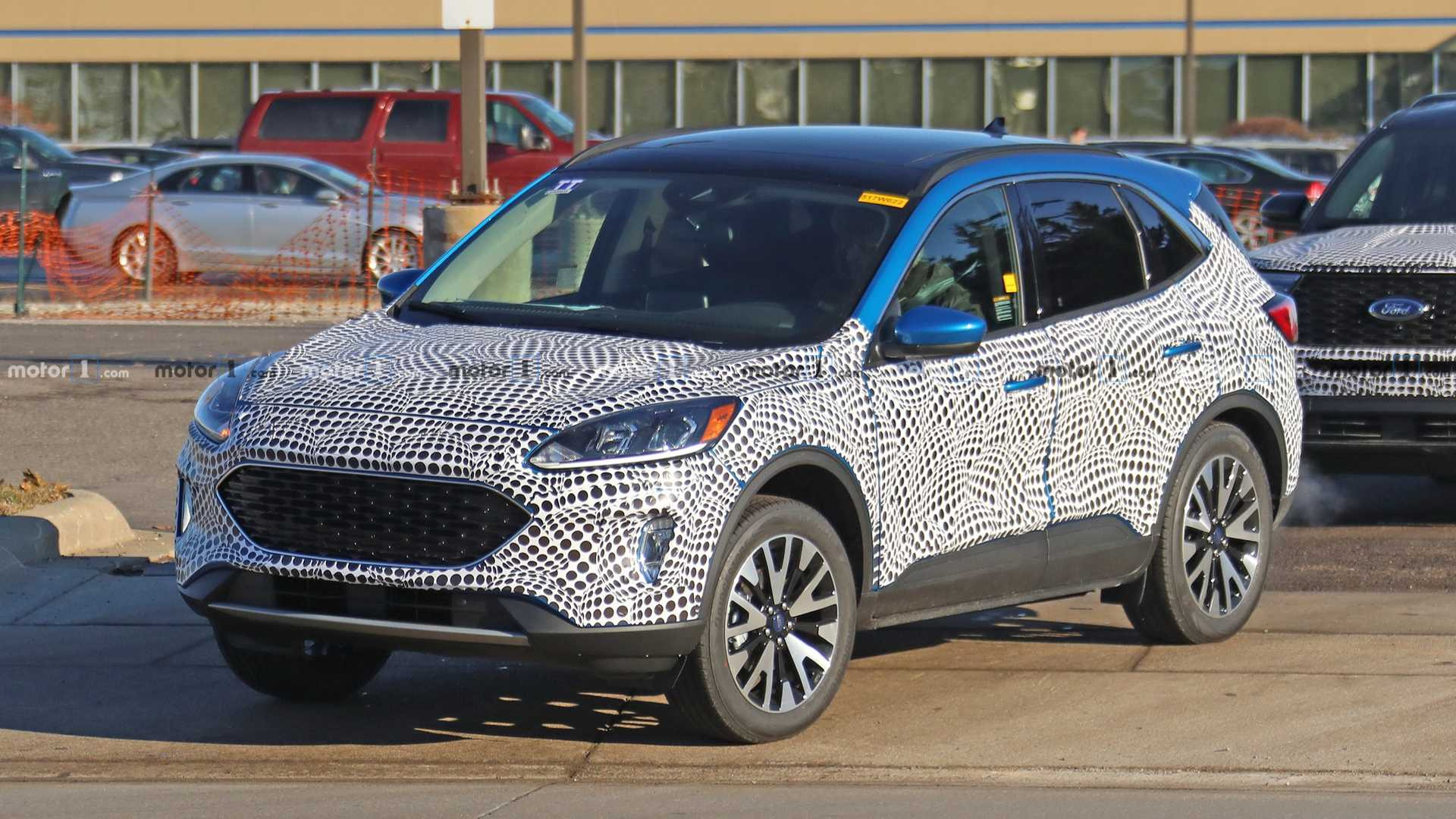72 Gallery of 2020 Ford Escape Images with 2020 Ford Escape