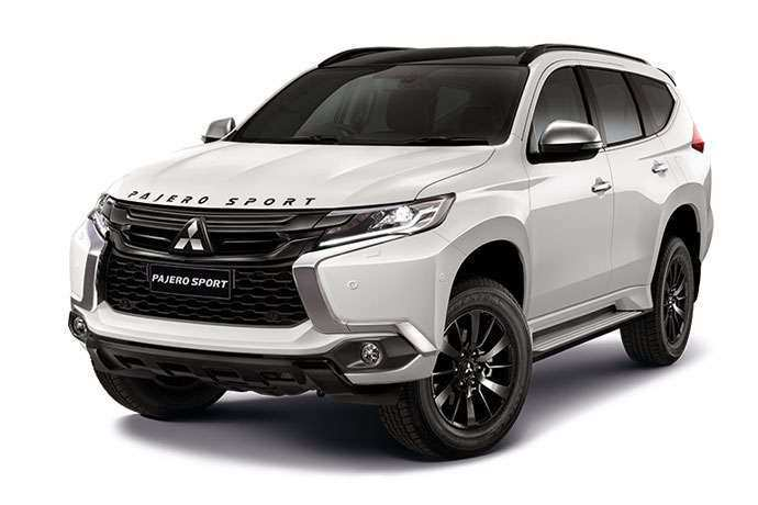 72 Gallery of 2020 Mitsubishi Montero Sport Philippines Photos with 2020 Mitsubishi Montero Sport Philippines