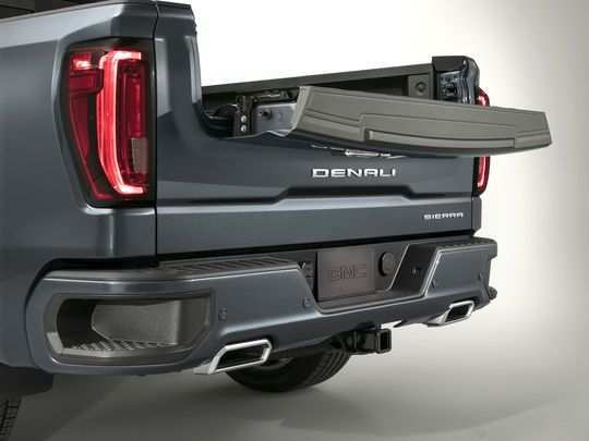 72 Great 2020 BMW Sierra Tailgate Video Picture with 2020 BMW Sierra Tailgate Video