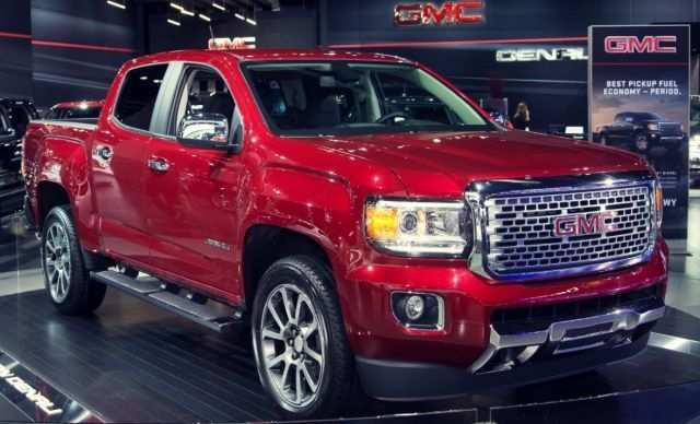 72 Great 2020 GMC Canyon Style with 2020 GMC Canyon
