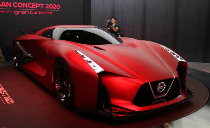 72 Great 2020 Nissan GT R Concept for 2020 Nissan GT R