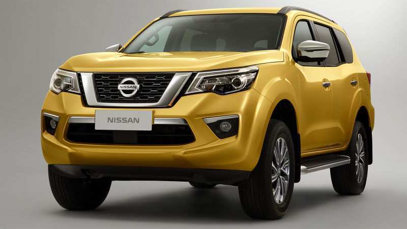72 Great Nissan Xterra 2020 Exterior Date Specs by Nissan Xterra 2020 Exterior Date