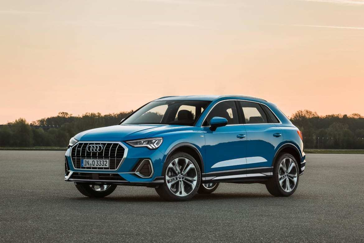 72 New 2020 Audi Q3 Performance with 2020 Audi Q3