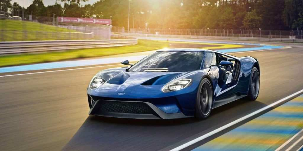 72 New 2020 Ford GT40 Spesification for 2020 Ford GT40