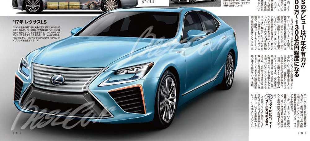72 New 2020 Lexus LS History by 2020 Lexus LS