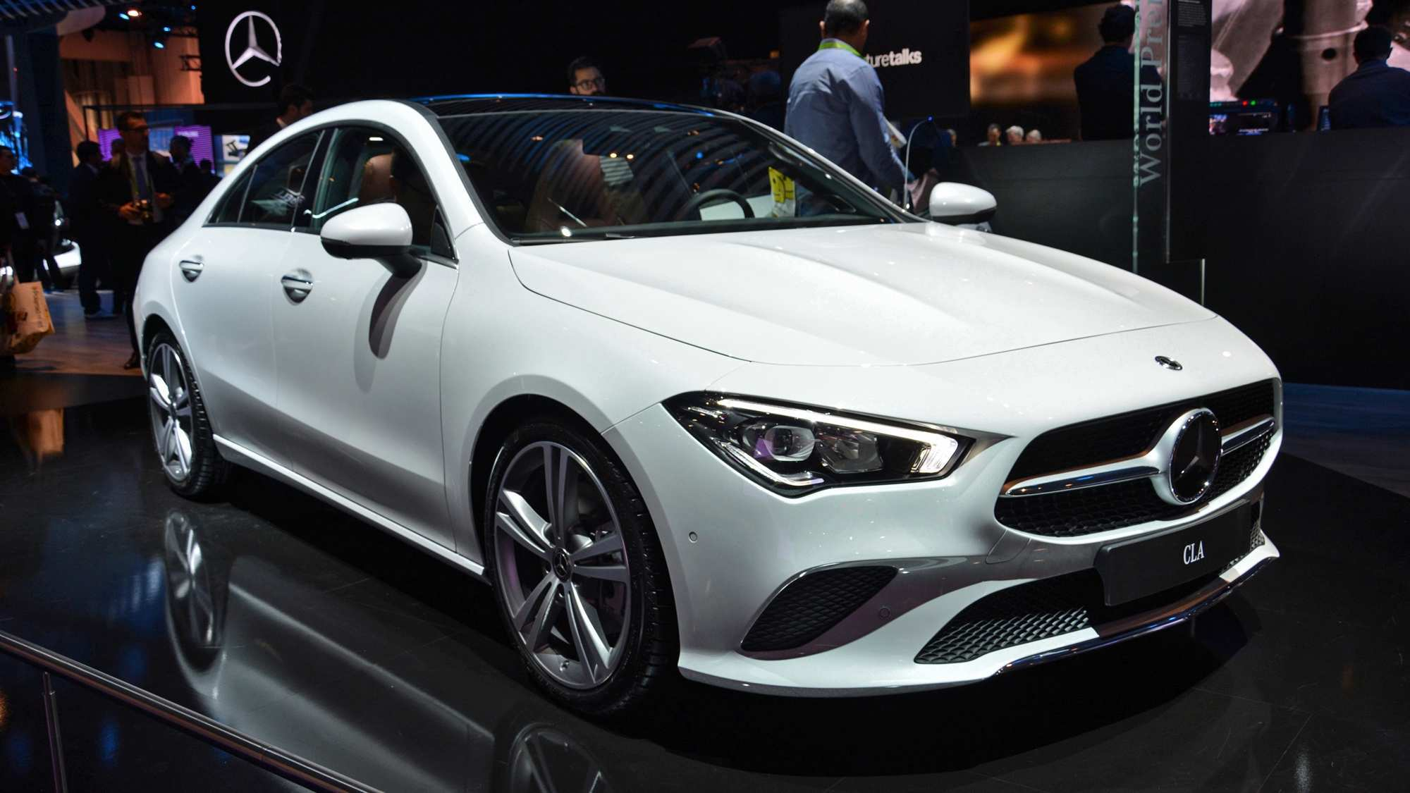 72 New Mercedes New Cla 2020 Ratings for Mercedes New Cla 2020